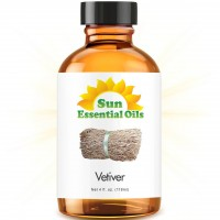 Vetiver (Large 4 ounce) Best Essential Oil