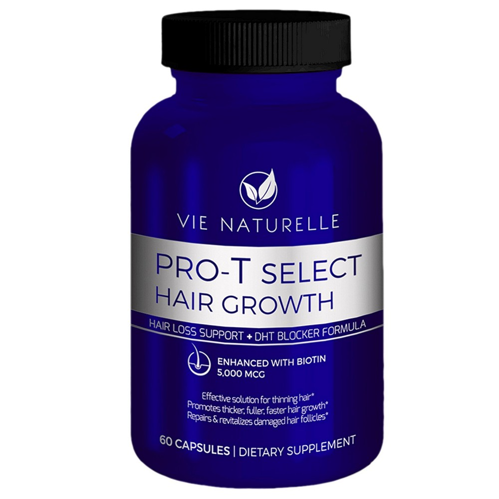 Buy Vie Naturelle Hair Loss Vitamins Supplement For Fast