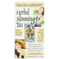 21st Century Slimming Tea, Peach Apricot, 24 Count