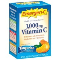 Alacer Corp Emergen-C Tangerine (10 Packets)