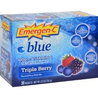 Alacer Emergen Blue Fizzy Drink Pack Of 30