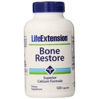 Bone Restore by Life Extension - 120 Capsules