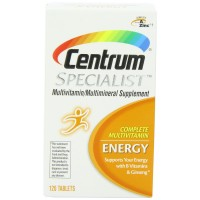 Centrum Specialist Energy, 120 Multivitamin Tablets