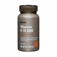 GNC Vitamin A 10000 IU 100 softgels