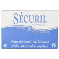 Nutricology Securil, 30 Capsules For Intestinal Health, Prebiotic