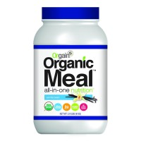 Orgain Organic Meal All-in-One Nutrition, Vanilla Bean, 32.16 Ounce (920 gm)