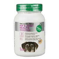Pets Mega Hip & Joint Health for Senior Dogs