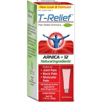 T-Relief Pain Ointment, 50 Gram (Joint Pain, Back Pain, Muscle Pain)