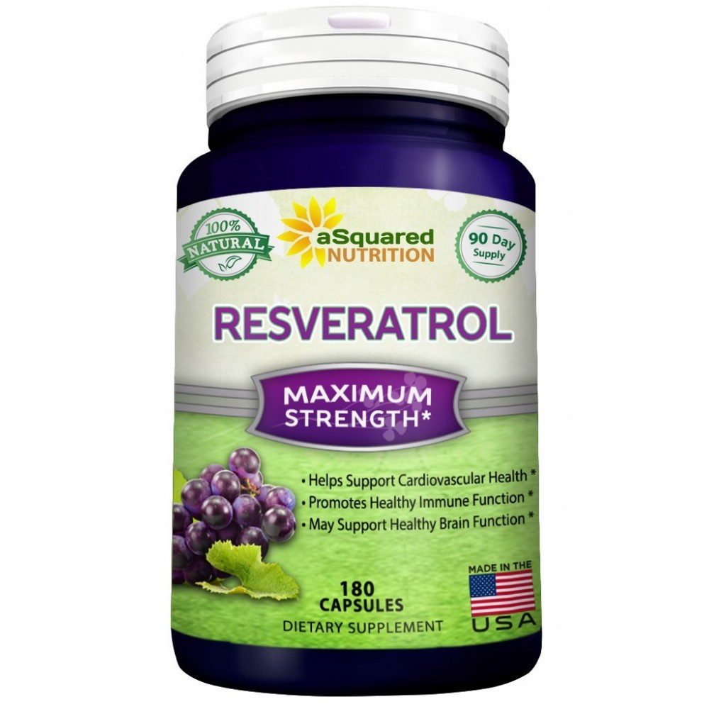 Healthy Weight Control With Resveratrol