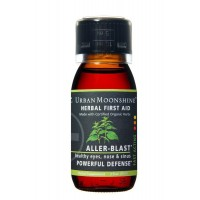 Aller-Blast with Cup-Nettle & Reishi Urban Moonshine 2 oz Liquid (59 ml)