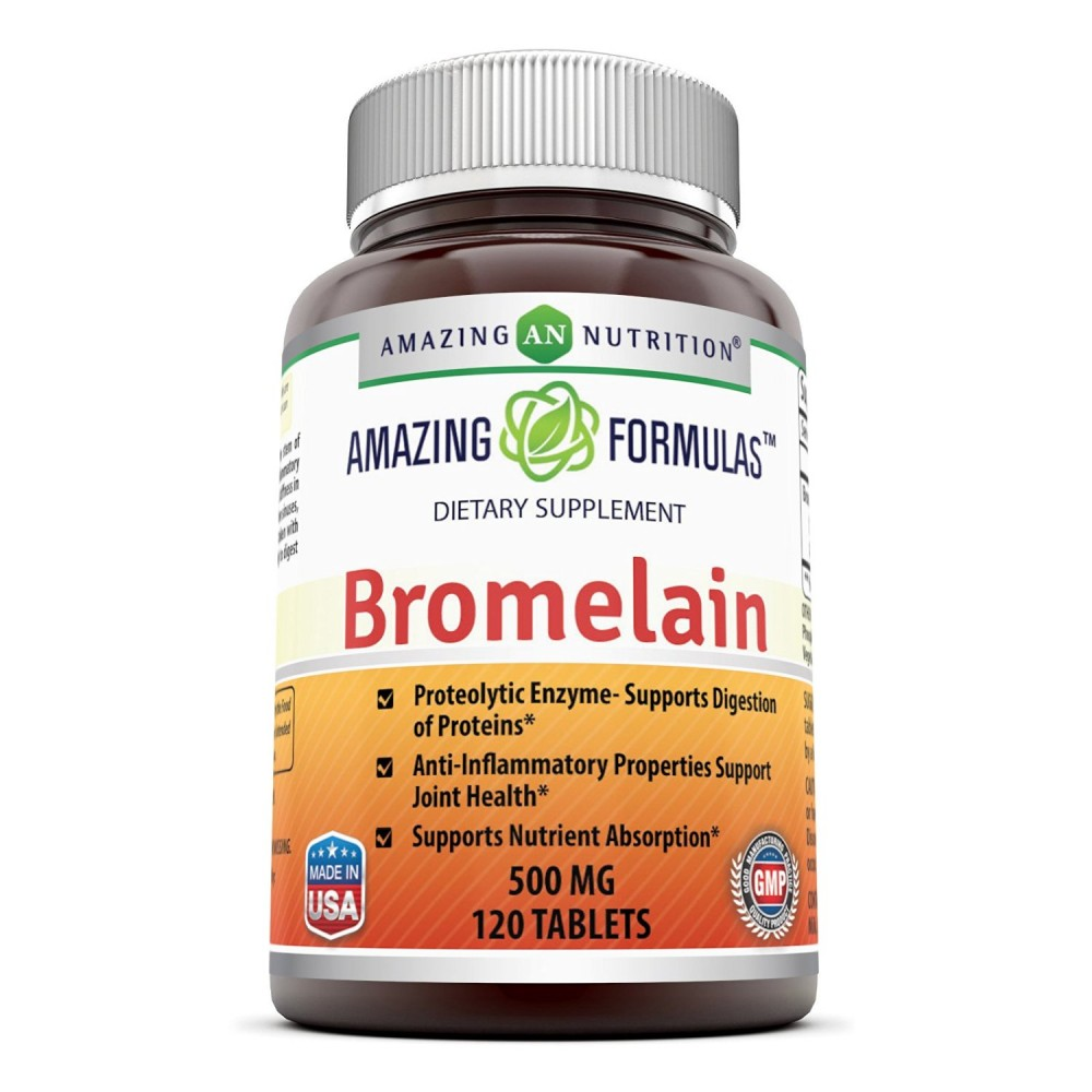 Proteolytic enzyme supplement