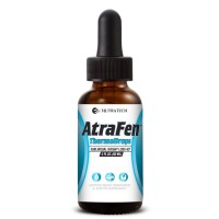 Atrafen Thermodrops - Enhanced Sublingual Diet Drops Burn Fat, Suppress Appetite, and Provide All Day Energy!