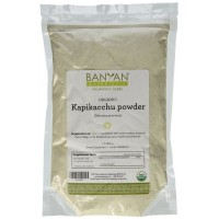 Banyan Botanicals Kapikacchu Powder - Certified Organic, 1 Pound - Mucuna pruriens - Nutritive tonic that supports proper function of the reproductive and nervous system*