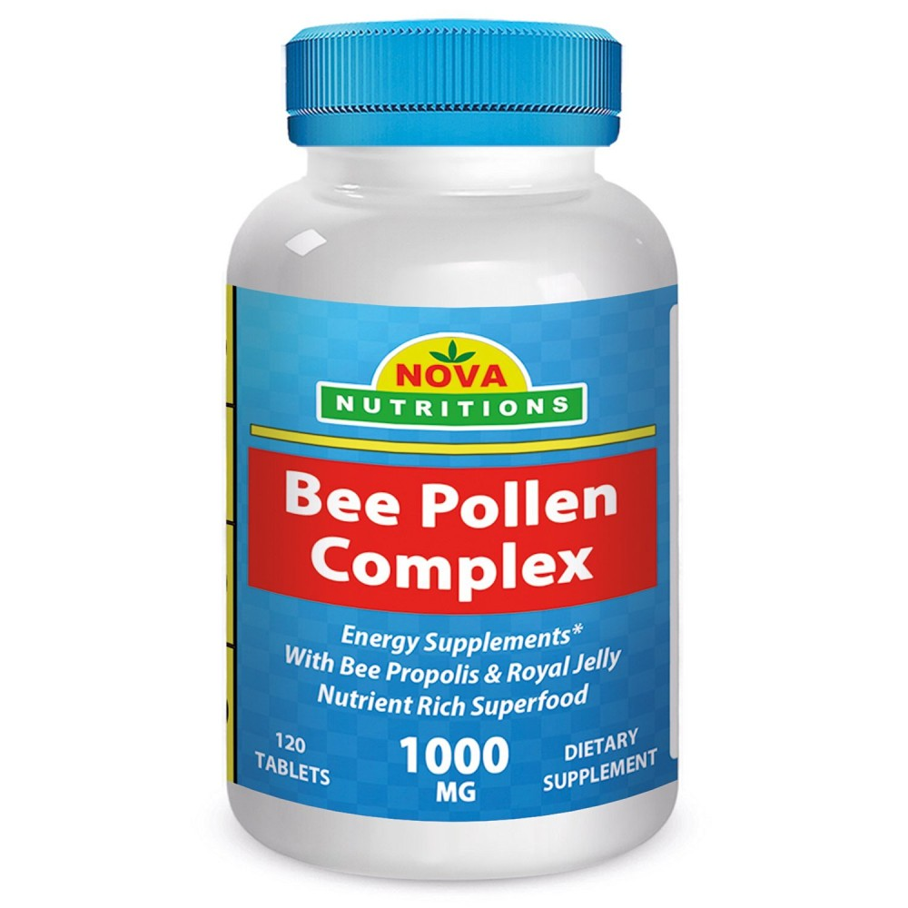 Bee pollen complex reviews