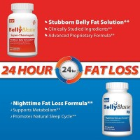 Belly Blaster Diet Kit-24hr Weight That Last, Includes Belly Blaster AM Fat Burner 120 Capsules and Belly Blaster PM Night Time Sleep Aid and Weight Loss Formula, 30 Day Supply, Boost Metabolism, Calories and Burn Belly Fat All Day Long, (Curb Appetite To