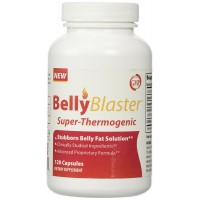 Belly Blaster Super Thermogenic Weight Loss Pill, 120 Capsules