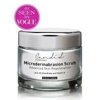Best Advanced Microdermabrasion Scrub, A Natural Exfoliating Facial Scrub for Face, Hands & Neck & Décolleté, Anti Aging Skin Care, Proven to Minimize Pores, Wrinkles, Acne Scars & Remove Blackheads