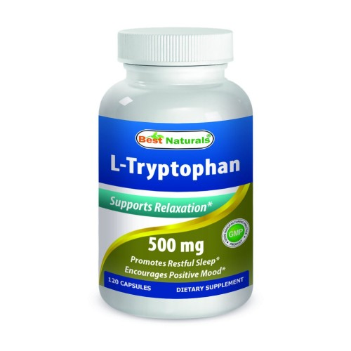 Best Naturals L Tryptophan Review