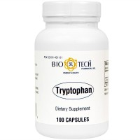BioTech Pharmacal - Tryptophan (500mg) - 100 Count