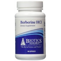 Biotics Research, Berberine HCL (90 Capsules)