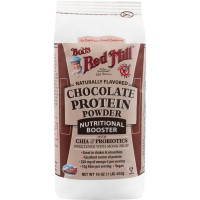 Bob's Red Mill - Protein Powder Nutritional Booster, Chocolate, 16 Ounces (454 gm)