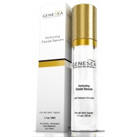 Genesea Dead Sea Minerals Perfecting Serum with DunaliellaExtract & Innovative Breakthrough Ingredientsfor a Tightening and Optimally Hydrating Sensation - Parabens & Sulfate Free