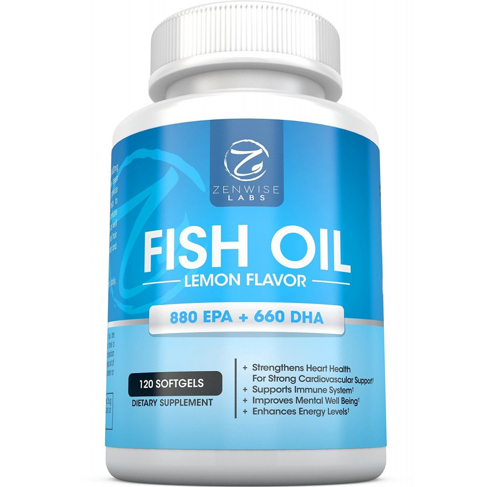 Buy fish oil pills omega 3 supplement with 880mg epa for Fish oil pills for weight loss