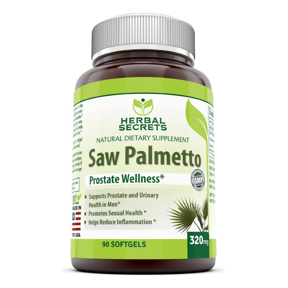 Saw palmetto tablets for hair loss