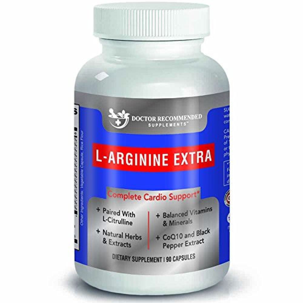 Where to find l-arginine