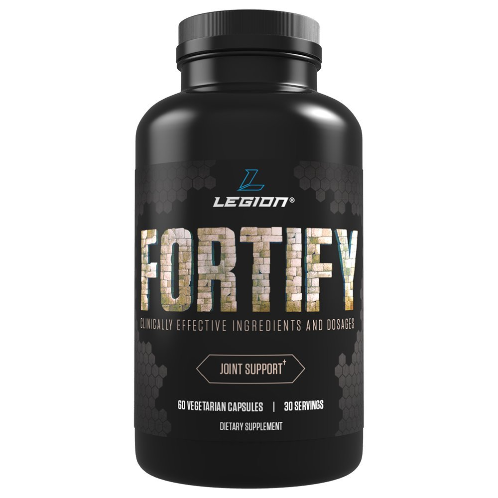 Buy LEGION Fortify - Best Joint Pain Relief Supplement ...