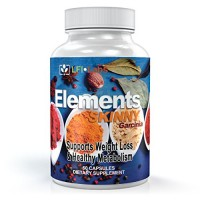 LFI Elements Skinny - Block New Fat, Burn Existing Fat, and Suppress Your Appetite to Maximize Your Weight Loss