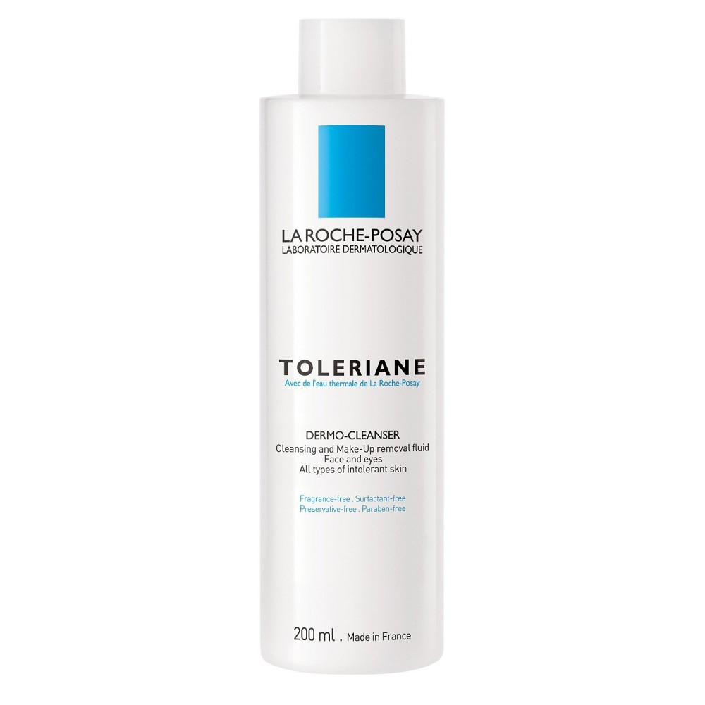 Buy La Roche-Posay Toleriane Dermo Cleanser And Makeup Remover For Sensitive Skin With Glycerin ...