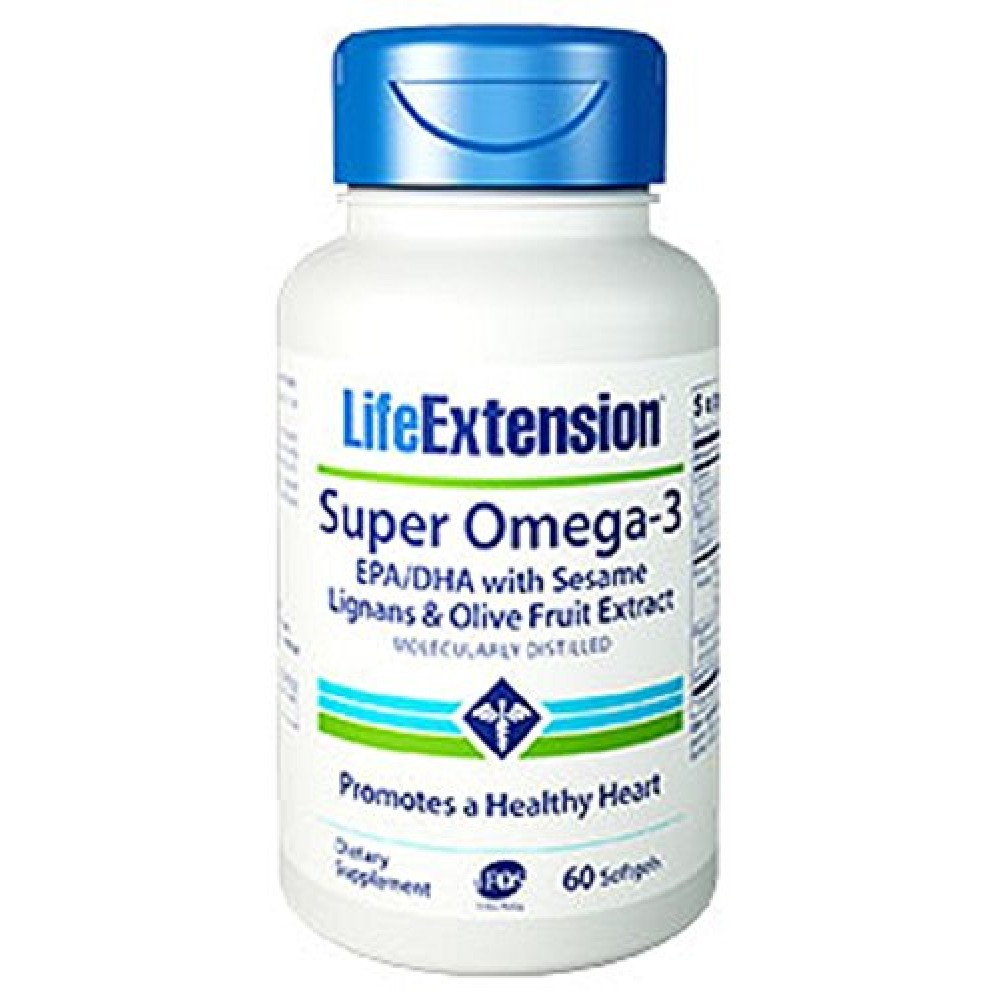 Life extensions supplements
