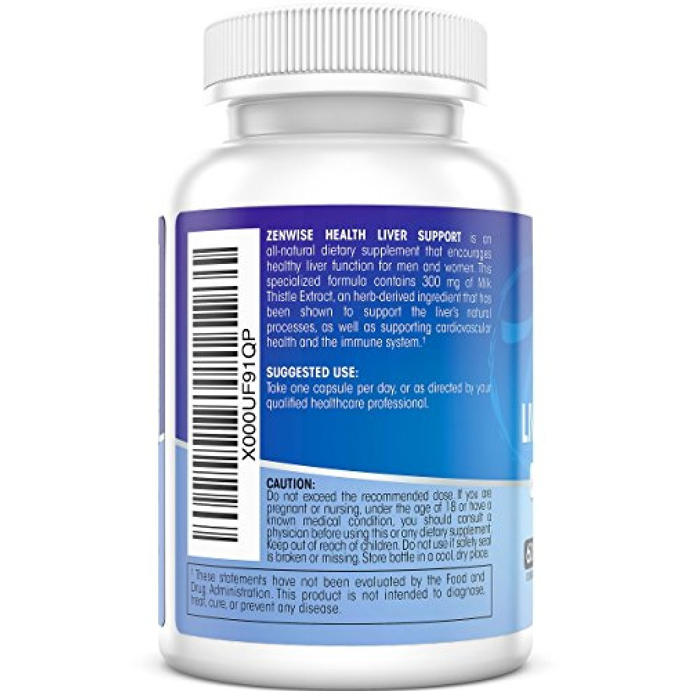 Natural Health Labs Liver Support