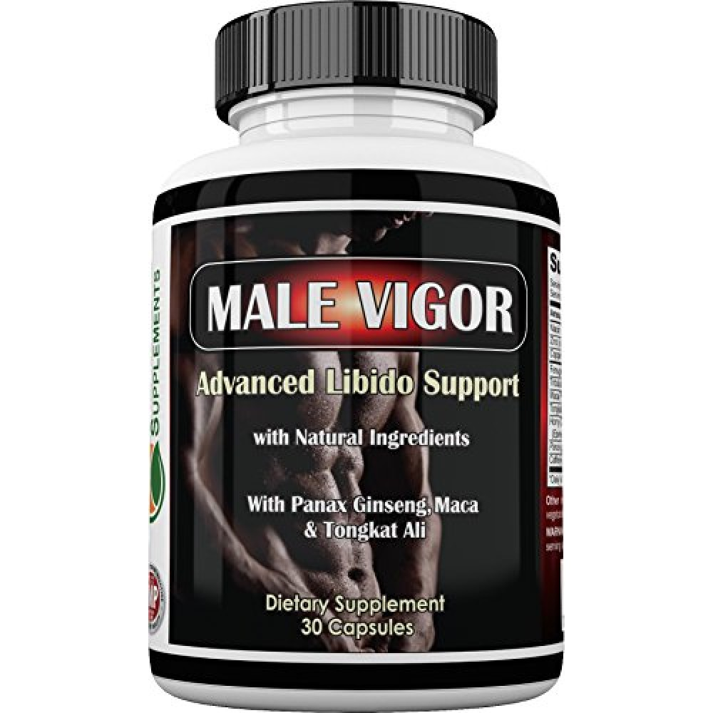 Buy Male Vigor Natural Male Enhancement Supplements - Best