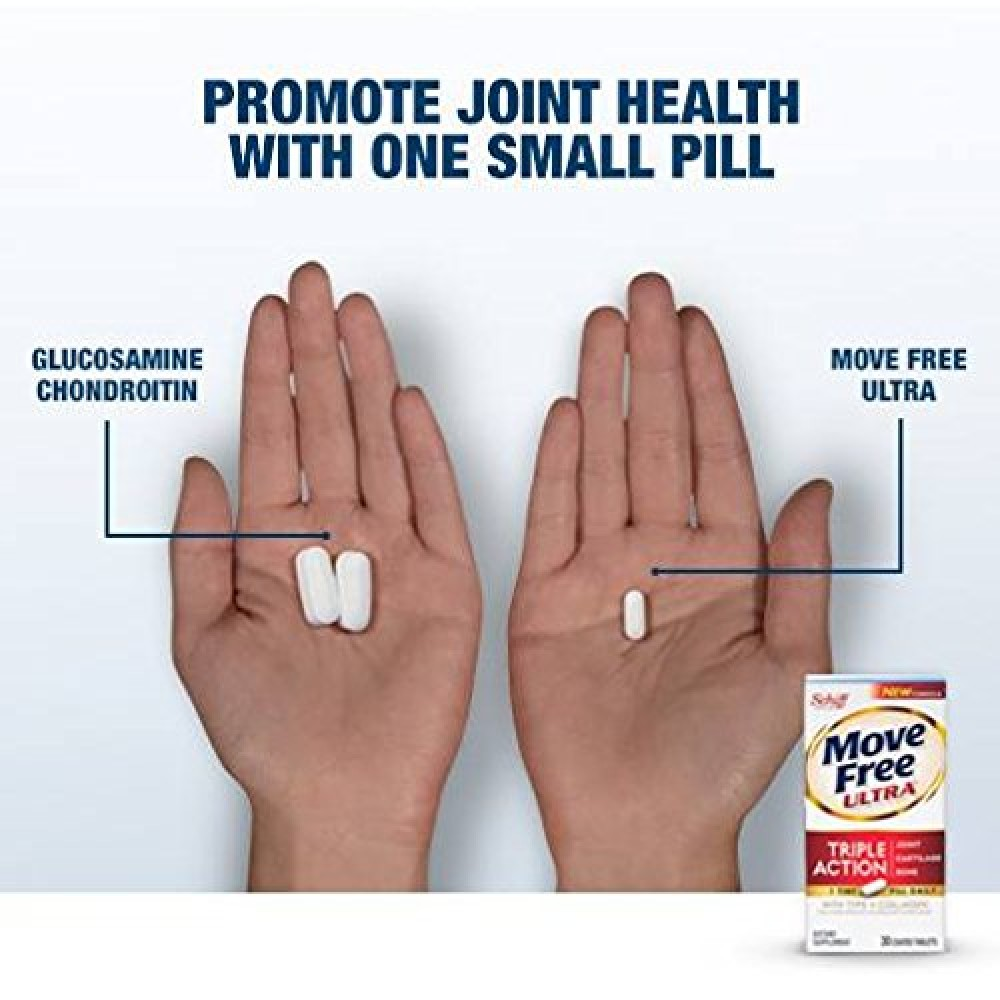 buy move free ultra triple action joint supplement with
