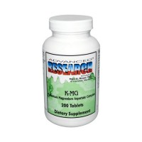 NCI Advanced Research Dr. Hans Nieper K Mg Capsules, 200 Count