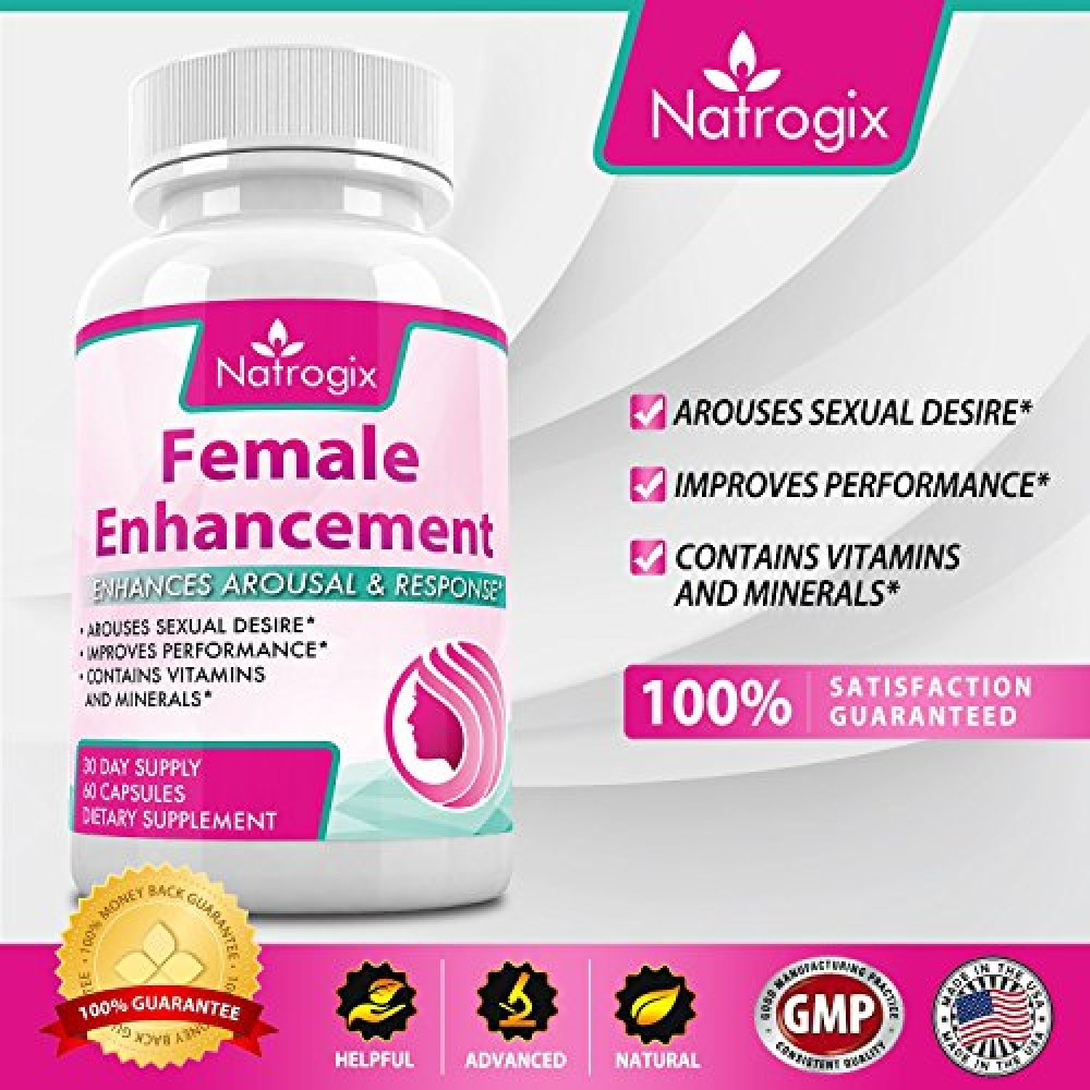 Sexual arousal pills for females