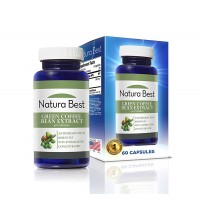 NaturaBest Green Coffee Bean Extract - With GCA - 100% PURE Green Coffee Bean 60 capsules