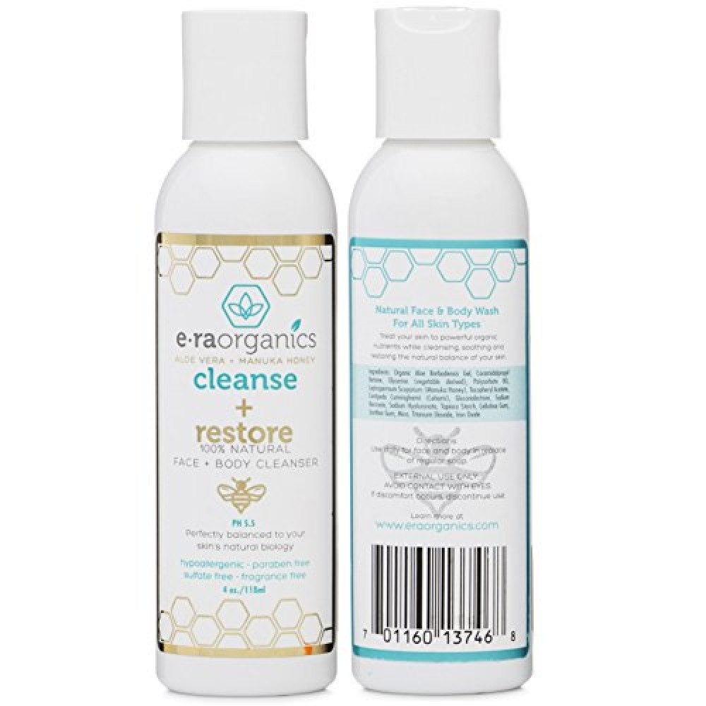 facial Review wash organic