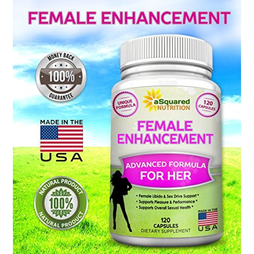 Best female sexual health supplements