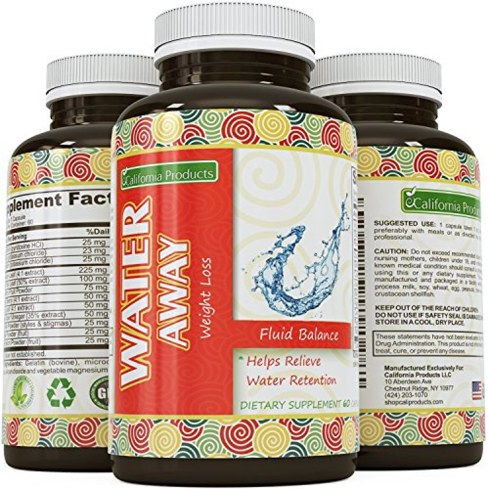 Water Retaining Products : Buy natural water pills diuretic for retention