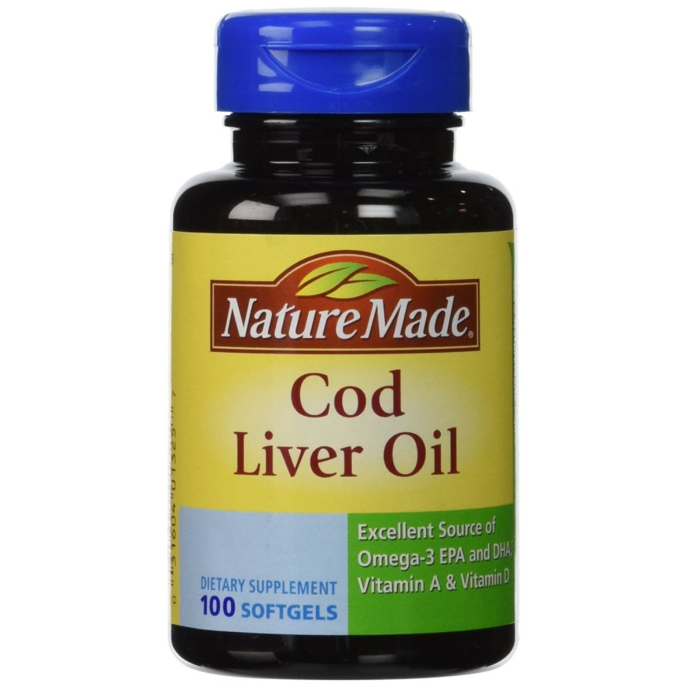 Carlson Labs Cod Liver Oil 390 Mg 250 Softgels Want To Know
