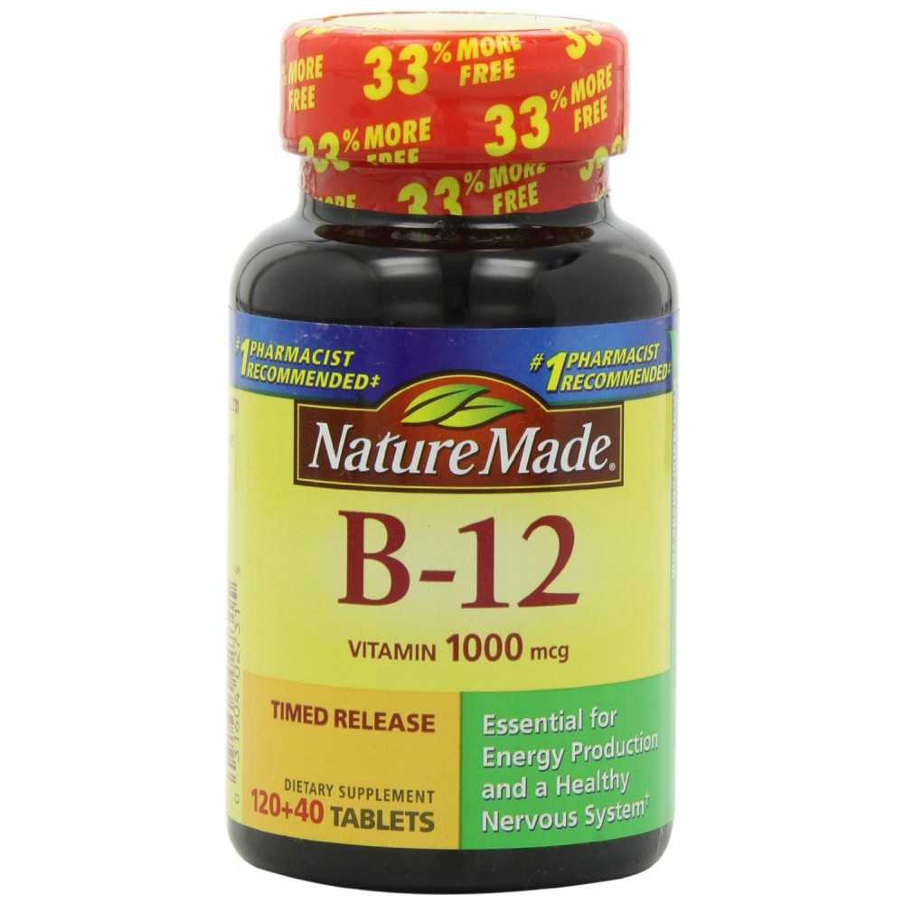buy nature made vitamin b 12 timed release tablets value size 1000 mcg 160 count online india. Black Bedroom Furniture Sets. Home Design Ideas