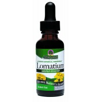 Nature's Answer Alcohol-Free Lomatium Room, 1-Fluid Ounce