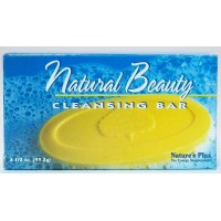 Nature's Plus - BEAUTY CLEANSING BAR 3.5 OZ