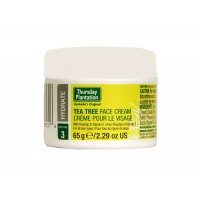 Nature's Plus. Tea Tree Face Cream Thursday Plantation 2.29 Oz Cream by Nature's Plus