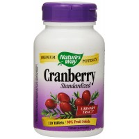 Nature's Way Cranberry, 120 Tablets