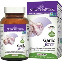 New Chapter Garlic Force, 30 Count