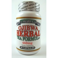 Ojibwa Herbal Tea Formula capsules